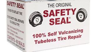 Box 60 Plugs Safety Seal Tire Plugs Tire Repair Brown 4 Safety Seal Usa