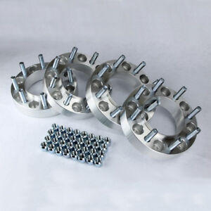Hubcentric 8x170 Wheel Spacers Adapters Ford F250 F350 Excursion Superduty 2