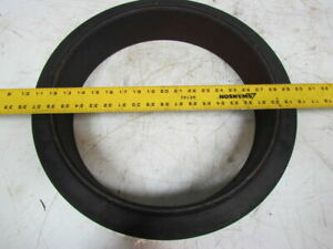 Monarch 20 x4 x16 Press On Solid Rubber Smooth Forklift Tire Wheel