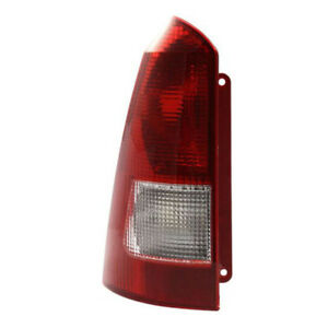00 03 Ford Focus Wagon Taillight Taillamp Rear Brake Light Lamp Left Driver Side