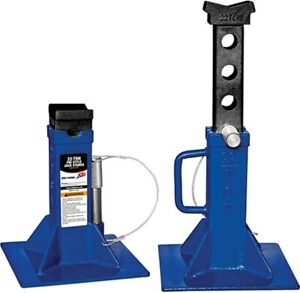 Atd Tools 7449 22 Ton Capacity Jack Stands