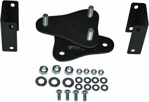 Mbrp Exhaust 131042 Spare Tire Bracket Kit Powder Coated Black Includes Everyt