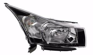 Fit For 2011 2012 2013 2014 Chevrolet Cruze Headlight Passengers Right 95900042