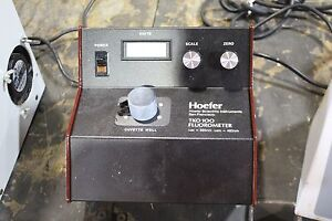 Hoefer Scientific Instruments Dna Fluorometer Tko 100