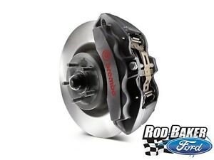 2015 2019 Mustang Brembo Performance Pack 6 Piston Front Brake Kit