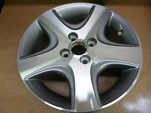 2004 2005 Honda Civic 15 Inch Alloy Wheel Hollander 63868