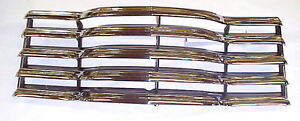 1947 1948 1949 1950 1951 1952 1953 Grill Chrome Black Grille Chevy Truck