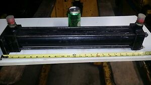 Parker Hydraulic Cylinder 2 Bore 18 Stroke