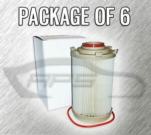 Fuel Filter Gf400 For Dodge 6 7l Turbo Diesel Case Of 6 Replaces Mo633