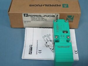 Pepperl Fuchs Ivh m1k Ident Inductive Identification System Read Head