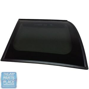 1993 2002 Camaro Firebird New Lh Tinted T Top Glass With Weatherstrips Each