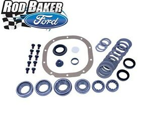 Ford Racing Non irs 8 8 Ring Pinion Installation Kit W Axle Bearings Seal