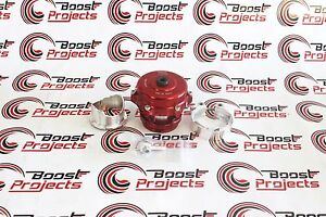 Tial Authentic Q Blow Off Valve Bov 50mm 11 Psi Spring Red Color W Al Flange