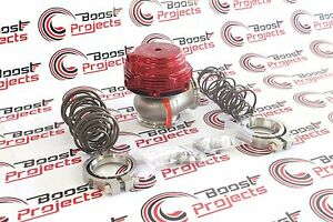 Tial Mv R 44mm Authentic Wastegate Red W V Band Flanges All Springs 002951