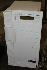 Crystal Thermo 1000 Ce Conductivity Detector