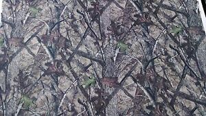 120 In Htc True Timber Camouflage Auto Headliner Camo Fabric 3 16 Foam Backing