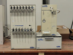 Tekmar 3000 Purge trap Concentrator 2016 Autosampler And Automatic Sample Heater