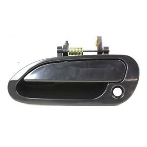 98 02 Accord Sedan Front Outside Outer Exterior Door Handle Left Driver Side