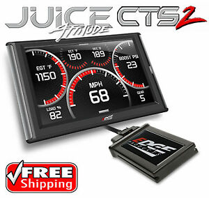 Edge Cts2 Juice With Attitude Tuner For 07 12 Ram 2500 3500 6 7l Diesel 31505