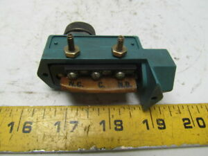 Honeywell Dtv6 2rn Micro Medium Duty Limit Switch
