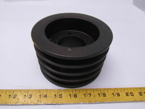 Martin 4 b 52 sd Bushing Bore V belt Pulley 4 Grooves O d 5 55 A Or B Belt
