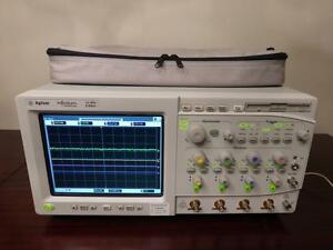 Agilent Hp 54845b 4 Channel 1 5 Ghz 8 Gsa s Infiniium Digital Oscilloscope