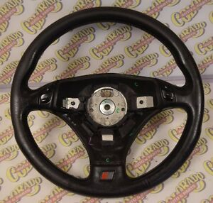 1998 98 1999 99 Audi A4 A6 A8 Factory Steering Wheel Oem Leather S Line