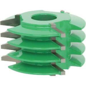C2124 Grizzly Shaper Cutter Finger Joint 3 4 Bore