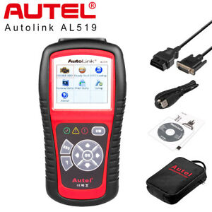 Autel Autolink Al519 Obd2 Fault Code Reader Diagnostic Tool Can Eobd Car Scanner