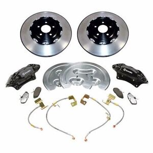 2005 2014 Ford Mustang Gt Front Brembo Brake Upgrade Kit