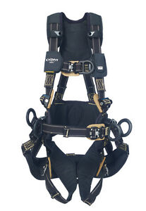 Dbi Sala 1113357 Exofit Nex Arc Flash Tower Climbing Harness s