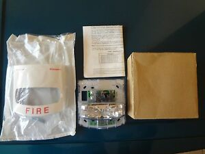 New Simplex 4904 9355 110cd V o Fire Alarm Strobe Free Shipping
