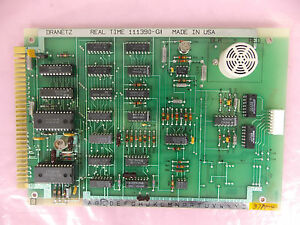 Dranetz Universal Disturbance Analyzer Series 626 Board Real Time 111390 gi