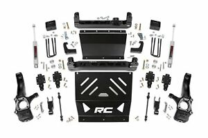 Chevy Gmc Colorado Canyon 4 Suspension Lift Kit 2015 2019 2wd