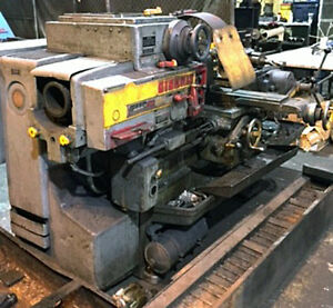 No 5 Gisholt Turret Lathe 5 Bore