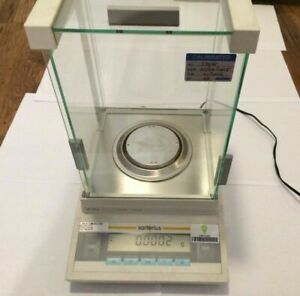 Sartorius Bp 110 S Analytical Balance Digital Lab Scale Max 110g D 0 1 Mg