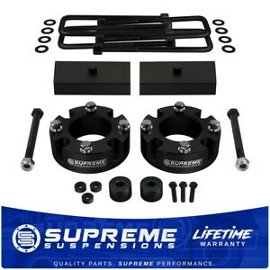 Fits 2007 2020 Toyota Tundra 3 Front 1 Rear Complete Lift Leveling Kit 4wd
