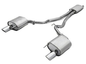 2015 2016 Mustang 2 3l Ecoboost Borla 140583 Touring Cat Back Exhaust In Stock