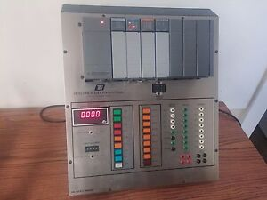 Allen Bradley Slc500 Cm 184 Plc Trainer By Tii Technical Education Systems