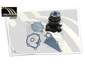 Sba145016510 Tractor Water Pump Ford New Holland 1710