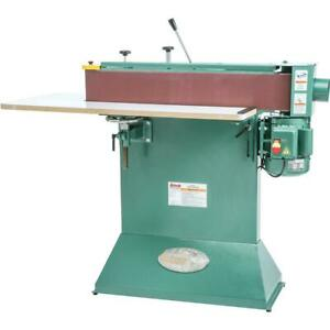 G0512 Grizzly Edge Sander With Wrap around Table