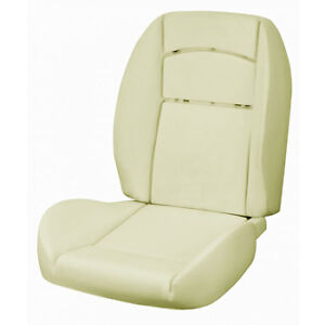 1964 1965 1966 Deluxe Mustang Sport Seat Molded Foam Sold Individually