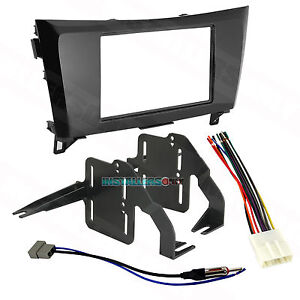 95 7622hg Double Din Radio Install Dash Kit Wires For Rogue Car Stereo Mount
