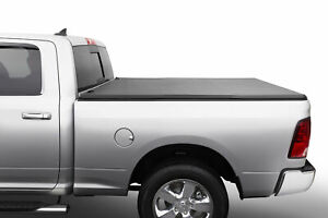 New Trifold Tonneau Tonno Bed Cover For 2005 2019 Nissan Frontier 5 Truck Bed