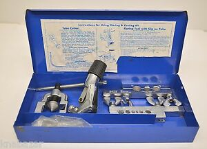 Imperial Eastman Flaring And Cutting Kit