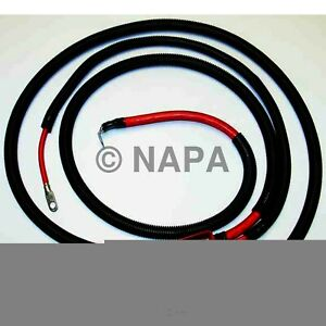 Battery Cable Napa 717986 Fits 92 97 Ford F 350 7 3l V8