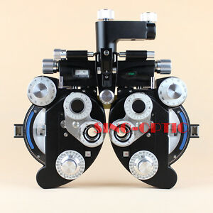 Svt4 Top Quality Phoropter Optical Refractor Minus View Tester Black Color