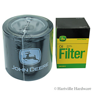 John Deere Original Equipment Hydraulic Oil Filter lva12812