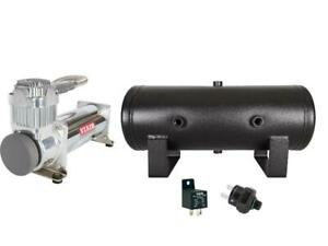Viair 444c Compressor With 2 Gallon Tank Free 150 Psi Pressure Switch Relay