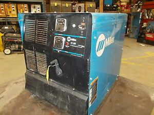 Miller Cp 302 Arc Welding Power Source Mig Flux core